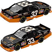 CLINT BOWYER 33 WHEATIES FUEL FLASHCOAT SILVER 2011