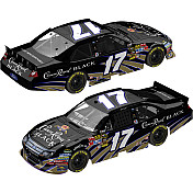 MATT KENSETH 17 CROWN BLACK FLASHCOAT SILVER 2011