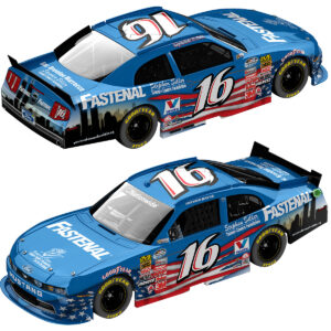 TREVOR BAYNE 16 HONOR OUR HEROS 2011