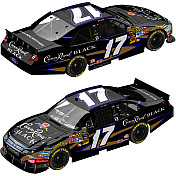 MATT KENSETH 17 CROWN ROYAL BLACK 2010