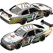 MATT KENSETH 17 CROWN ROYAL FLASHCOAT SILVER 2010