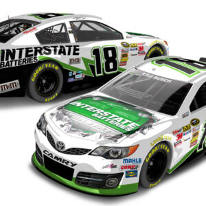 2013 Kyle Busch 18 Interstate Batteries Diecast.