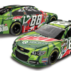 2013 Dale Earnhardt Jr 88 Mountain Dew XBOX Diecast