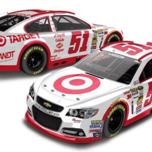 Kyle Larson 51 Target 1/64 Diecast 2013.