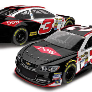 2014 Austin Dillon 3 Dow 1/64 Diecast