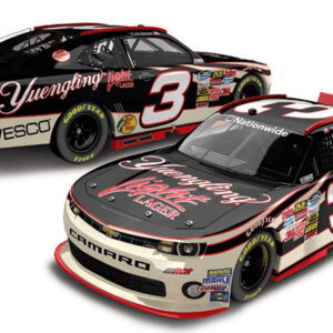 2014 Ty Dillon 3 Yuengling Light Lager Diecast.
