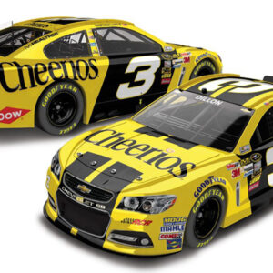 2014 Austin Dillon 3 Cheerios.
