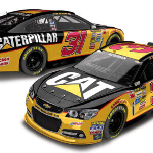 Ryan Newman 31 Caterpillar 2014. (Feb).