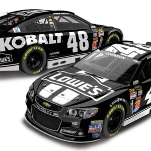 2014 Jimmie Johnson 48 Kobalt.