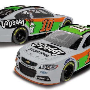 2014 Danica Patrick #10 GoDaddy.com - Test Car 1/64 Diecast
