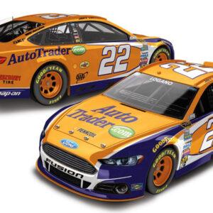 2014 Joey Logano #22 AutoTrader.com 1/64 Diecast