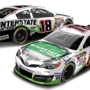 2014 Kyle Busch 18 Interstate Batteries 1/64 Diecast.
