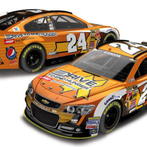 2014 Jeff Gordon #24 Drive to End Hunger