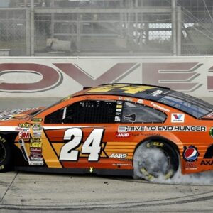 2014 Jeff Gordon #24 DTEH Hunger Awareness - Dover Win / Raced