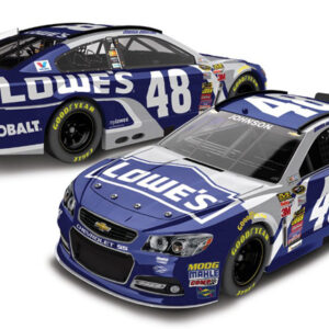 2015 Jimmie Johnson #48 Lowe's Diecast