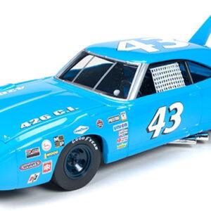 1970 Richard Petty #43 Plymouth Superbird 1/24 Diecast