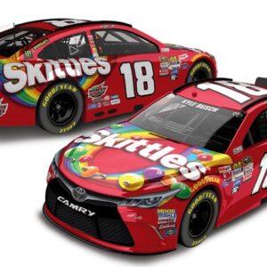 2015 Kyle Busch #18 Skittles 1/64 Diecast