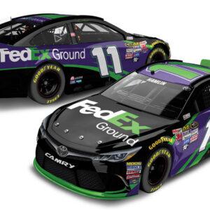 2016 Denny Hamlin #11 FedEx Ground 1/64 Diecast
