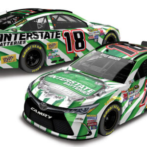 2016 Kyle Busch #18 Interstate Batteries 1/64 Diecast