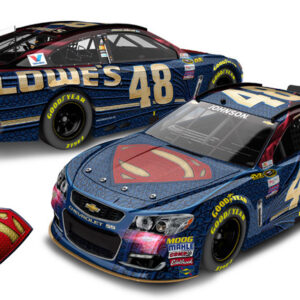 2016 Jimmie Johnson #48 Lowe's - Superman 1/64 Diecast