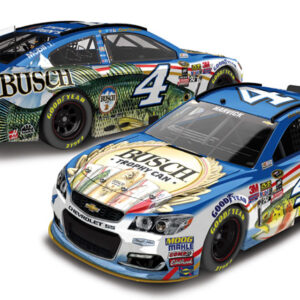 2016 Kevin Harvick #4 Busch Beer Fishing 1/64 Diecast