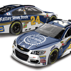 2017 Chase Elliott #24 Kelley Blue Book Diecast
