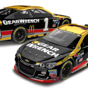 2017 Jamie McMurray #1 GearWrench 1/64 Diecast