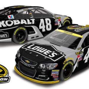 2016 Jimmie Johnson #48 Kobalt - NASCAR Sprint Cup Champ Diecast