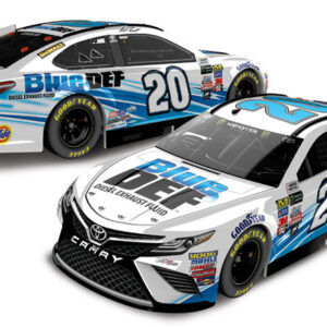 2017 Matt Kenseth #20 BlueDEF 1/64 Diecast