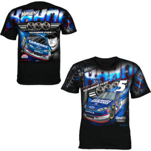 Chase Authentics Kasey Kahne Adrenaline Total Print T-Shirt
