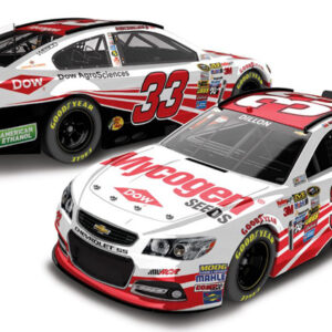 2013 Austin Dillon 33 Mycogen Seeds.