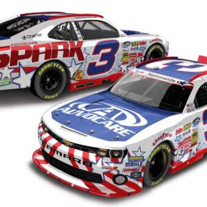 2013 Austin Dillon 3 AdvoCare Spark - American Salute.