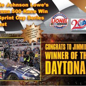 2013 Jimmie Johnson 48 Lowes Daytona 500 Winner Raced Version